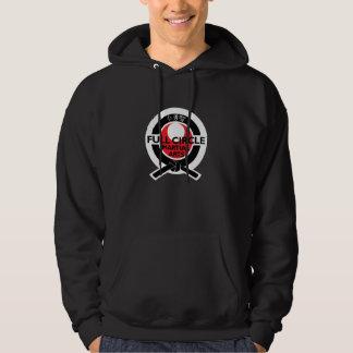 Full Circle black sweatshirt
