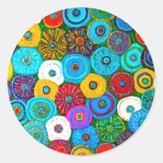 Full Circle Sticker