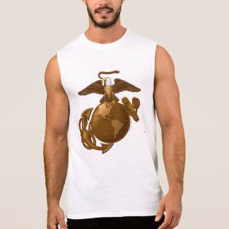 Full-Color EGA - Bronze Sleeveless Shirt