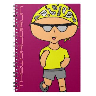 Full Color Runner Notebook #2