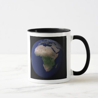 Full Earth showing Africa, Europe, &  Middle Ea