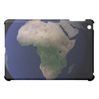 Full Earth showing Africa, Europe, & Middle Ea Case For The iPad Mini