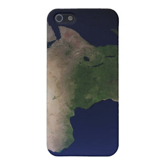 Full Earth showing Africa, Europe, & Middle Ea iPhone 5 Covers
