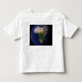 Full Earth showing Africa, Europe, &  Middle Ea T Shirts