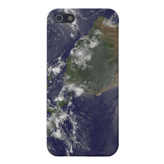 Full Earth showing North America and South Amer 2 iPhone 5 Cover