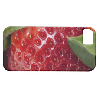 Full frame close-up of a Strawberry iPhone 5 Cover