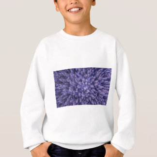 Full Frame Shot of Leaves Sweatshirt