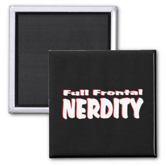 Full Frontal Nerdity #2 Magnet
