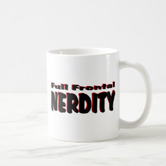 Full Frontal Nerdity #2 Coffee Mugs