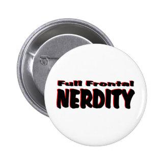 Full Frontal Nerdity 2 Pins