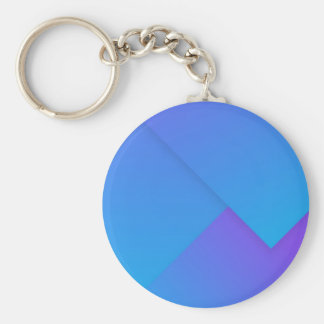 full gradient keychain