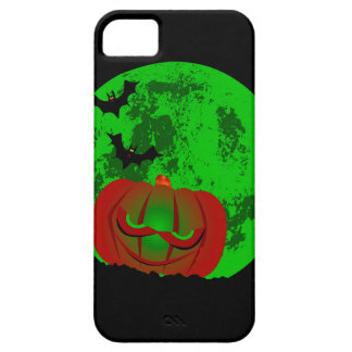 Full Halloween Moon iPhone 5 Case