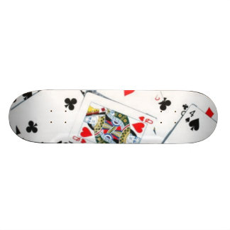Full House Skateboard Deck