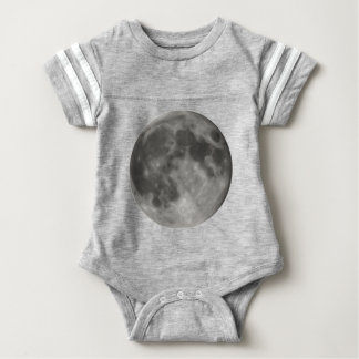 Full Moon Baby Bodysuit
