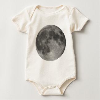 Full Moon Baby Bodysuit