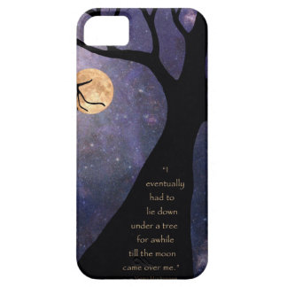Full Moon Bare Trees iPhone 5 Cases