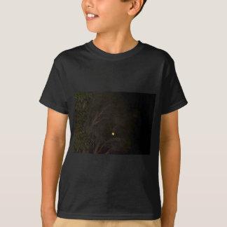 FULL MOON BEHIND TREES IN RURAL AUSTRALIA T-Shirt