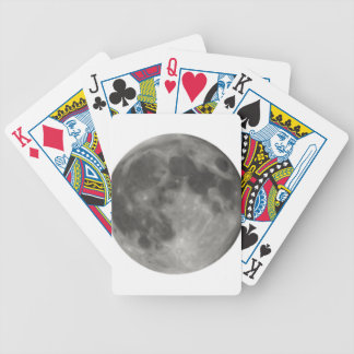 Full Moon Bicycle Playing Cards