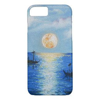Full Moon 🌕 Case Premium Painting iPhone 8/7