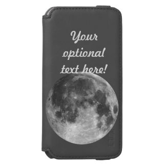 Full moon customizable products incipio watson™ iPhone 6 wallet case