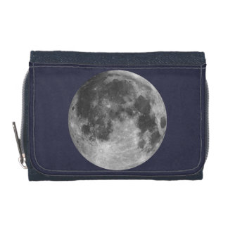 Full moon customizable products wallets