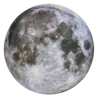 Full Moon Dinner Plates