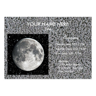 FULL MOON FEVER! PACK OF CHUBBY BUSINESS CARDS