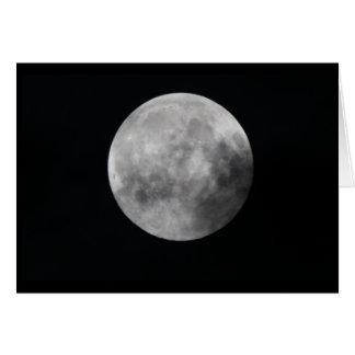 Full Moon in Summer Card