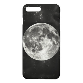 Full Moon in the Sky iPhone 7 Plus Case