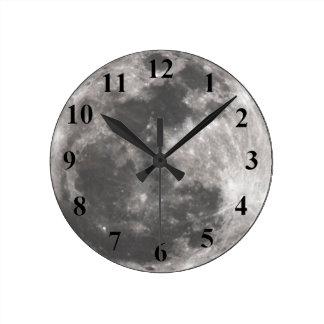 Full Moon Lunar Clock