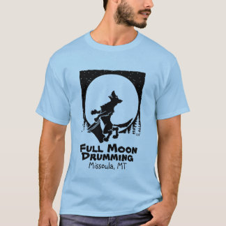 Full Moon Missoula T-Shirt