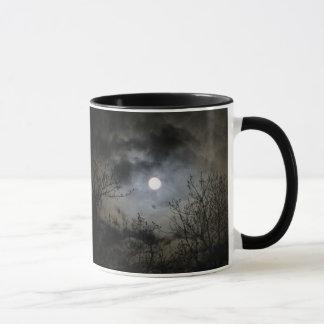 Full Moon on a Mystical Dark Night Mug