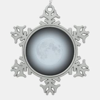 Full Moon Ornament for Yule