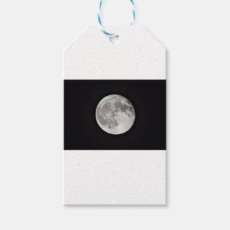 Full Moon Pack Of Gift Tags