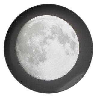 full moon plates