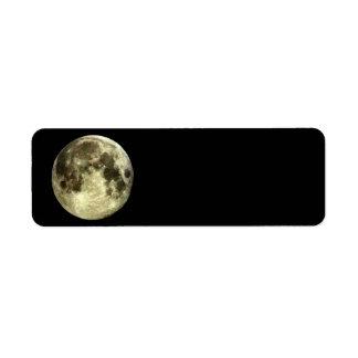 Full Moon Return Address