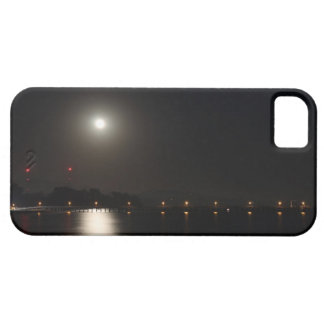 Full Moon Rise iPhone 5 Case