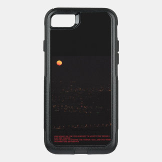 Full Moon Serenity OtterBox Commuter iPhone 8/7 Case