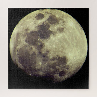 Full Moon   Space Jigsaw Puzzle