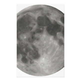 Full Moon Stationery