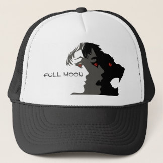 FULL MOON TRUCKER HAT