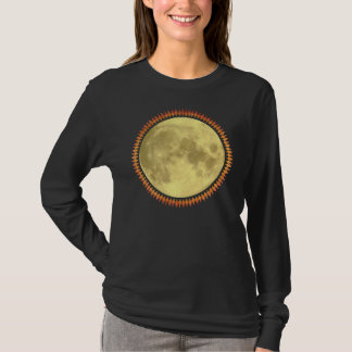 Full Moon with Lunatic Fringe T-Shirt