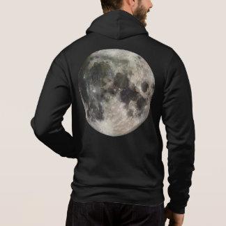 Full Moon Zip Hoodie