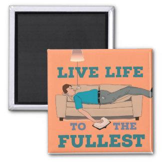 Full of Life Magnet