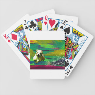 「Full of life」-VividーMaltese Bicycle Playing Cards