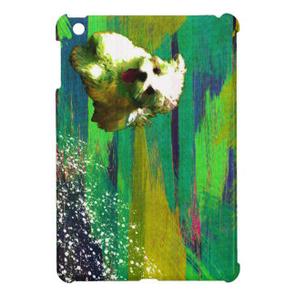 「Full of life」-VividーMaltese iPad Mini Cover