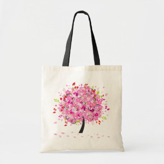 Full of Sakura Spring Tote Bag