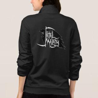 Full REAPER black womens jacket 1