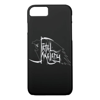 Full REAPER on blk PHONECASE iPhone 8/7 Case