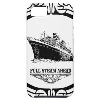 full steam ahead iPhone 5 case